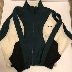 Vintage 1990s Nike Windbreaker Jacket Large